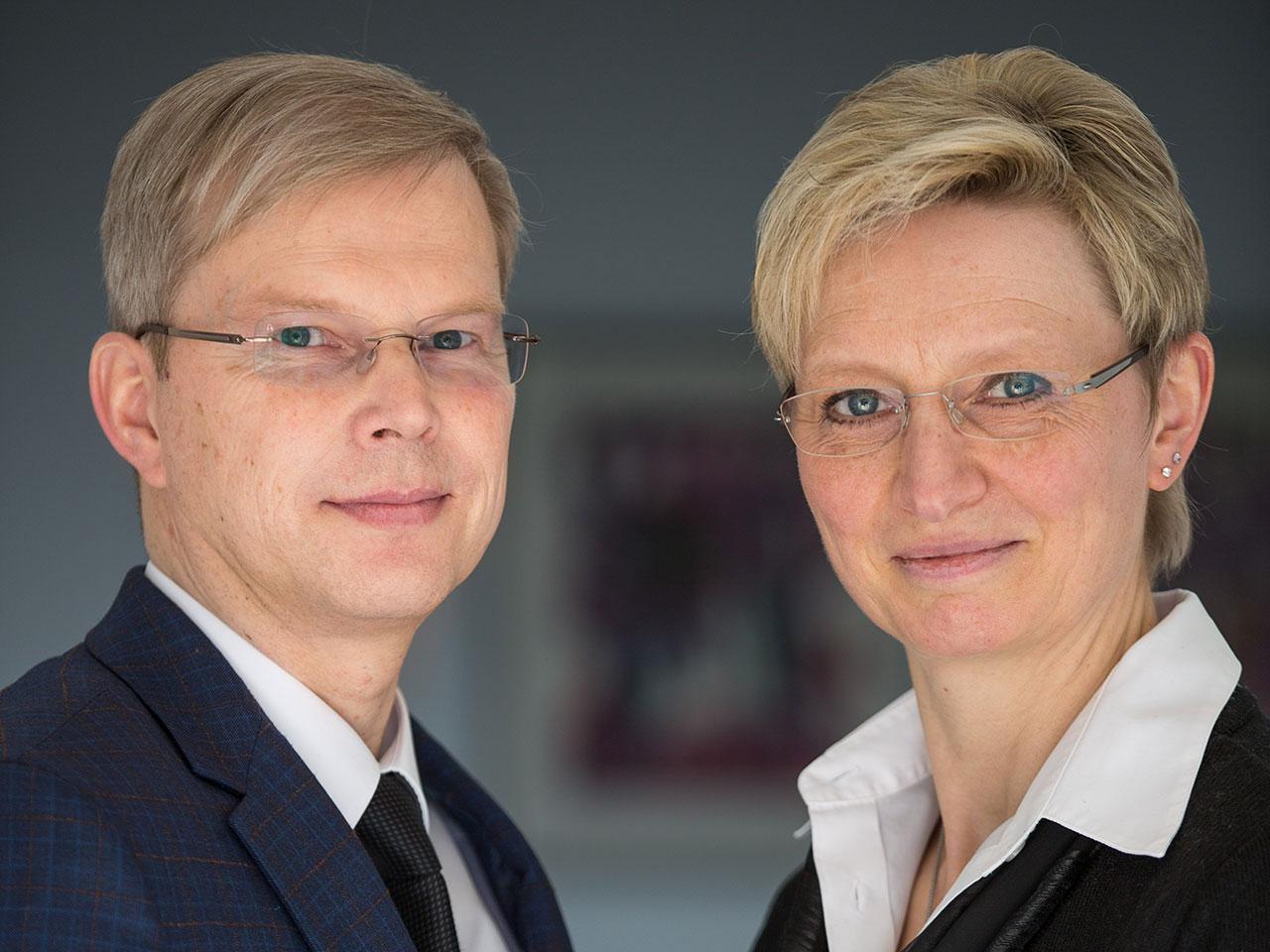 Herr und Frau Raubinger