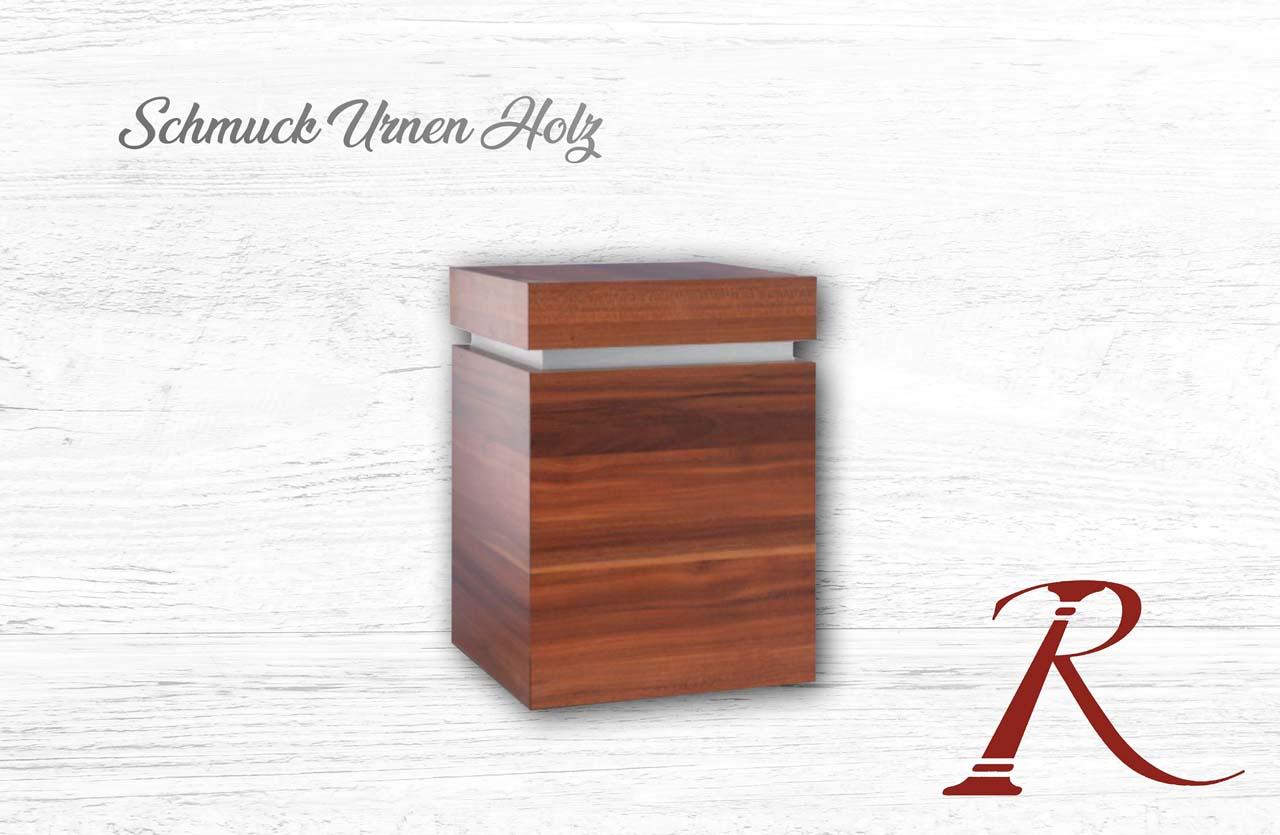 Schmuck Urnen Holz_3